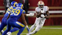 49ers place Mostert on IR, add 2 safeties to roster