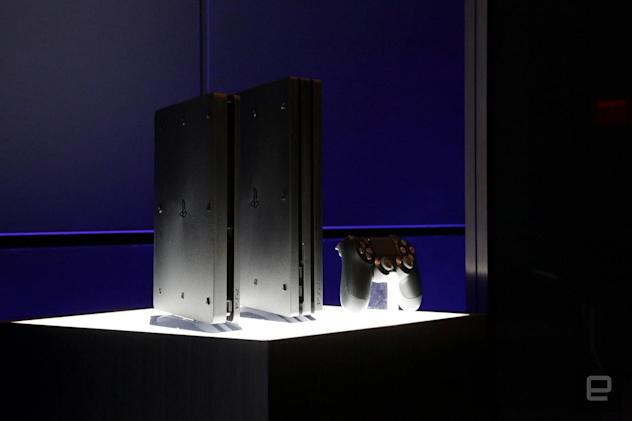 Sony's PlayStation 4 Pro reveal was a confident step forward
