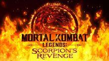Animação Mortal Kombat Legends: Scorpion's Revenge ganha primeiro trailer