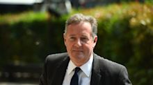 Piers Morgan says he received death threats for challenging government over coronavirus