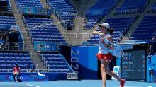 Swiatek, hija de un olímpico, debuta con triunfo en tenis