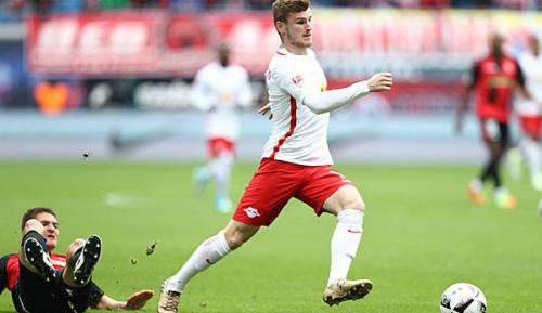 Bundesliga: Medien: Werner im Visier von Real Madrid