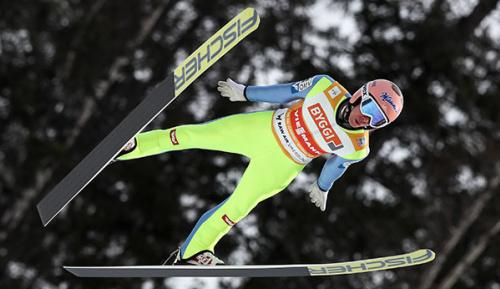 Skispringen: Kraft holt sich Raw-Air-Siegerscheck