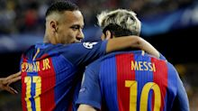 Neymar's father: Messi is my son's idol