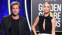 Brad Pitt dimentica Angelina Jolie: è amore con Charlize Theron, storica rivale di lei