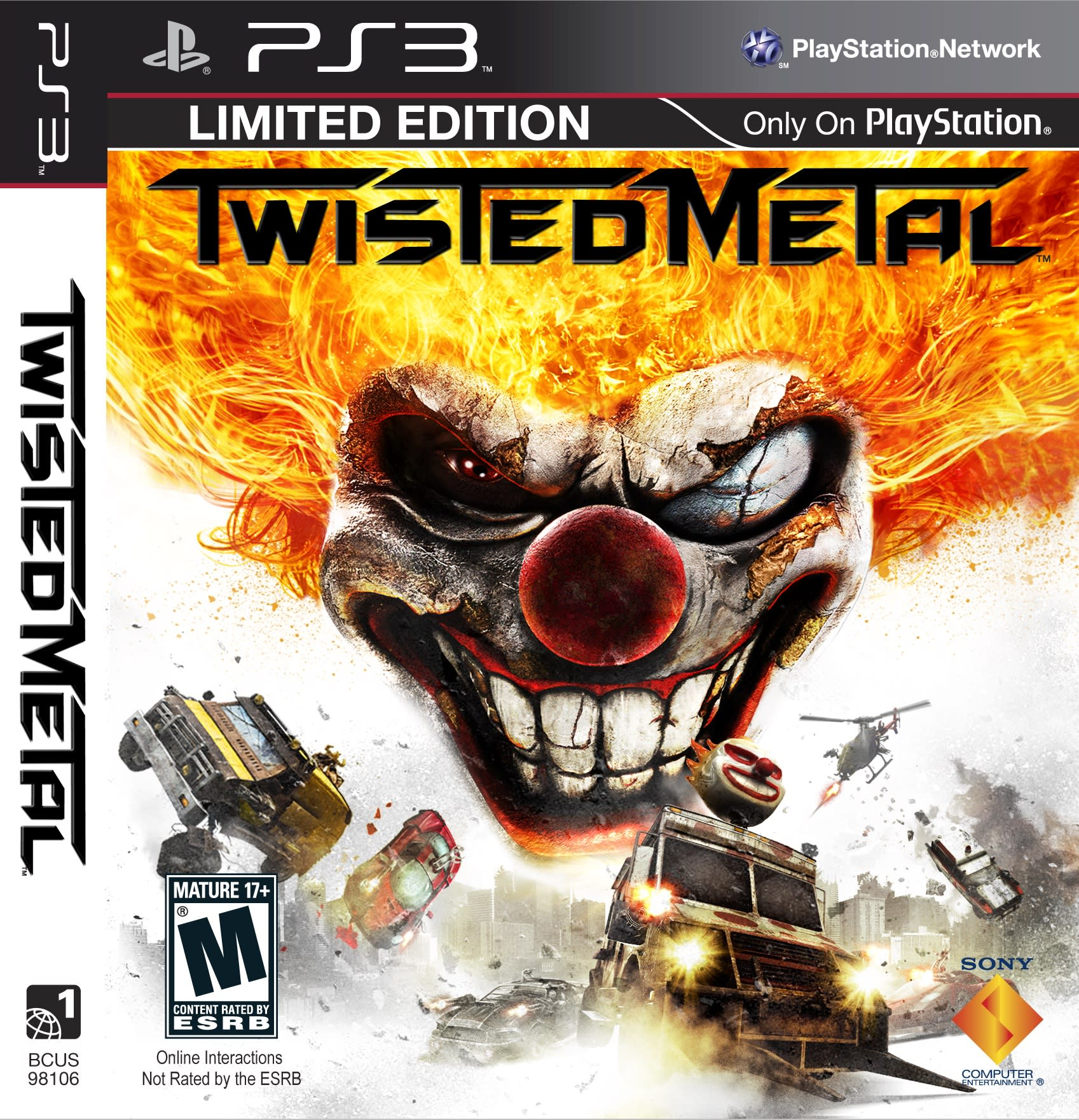 Twisted Metal' car game confirmed for TV show