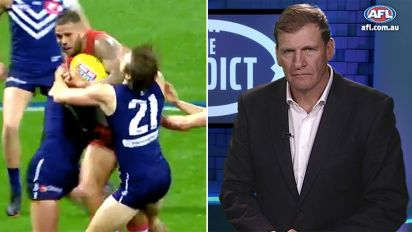 Franklin free as AFL MRO clears air over tribunal
