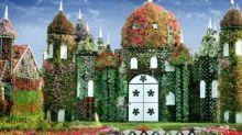 比童話國度更夢幻!杜拜興建了一個世上最大的天然花園,美得不像話!