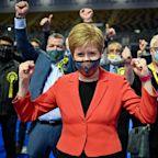 Election results 2021: Nicola Sturgeon to narrowly miss out on majority, poll projects