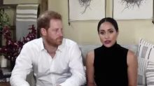 Harry and Meghan feel 'fortunate' for COVID time with Archie
