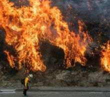 Southern California wildfires burning unchecked