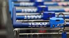 Tesco to leave trolleys unlocked to upgrade them for new 12-sided £1 coin