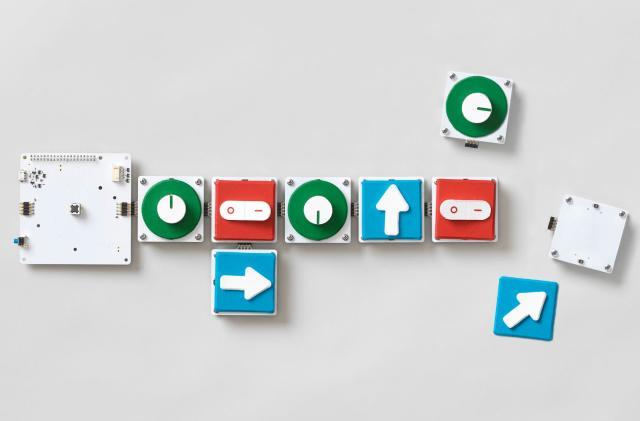 Google's Project Bloks tinker toys teach coding to kids