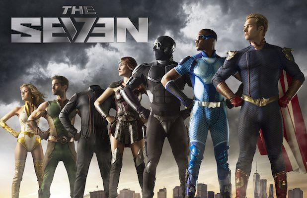 'The Boys': First Look at 'The Seven' in Amazon Superhero ...