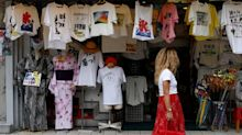 South Korean tourists shun Japan over trade row