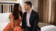 Neighbours first look at Dipi and Pierce's affair story as they share kiss