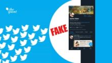 Beware of Fake Accounts of Guj Cop Who Pulled Up Minister's Son