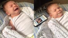 The Song That Miraculously Stops a Baby From Crying