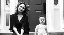 Chrissy Teigen shared a video of baby Luna dancing, and girl can seriously move