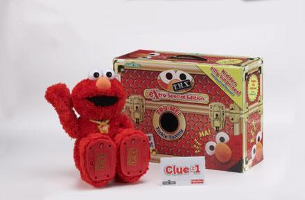 """Fisher-Price announces T.M.X. Elmo """"eXtra Special Edition"""""""