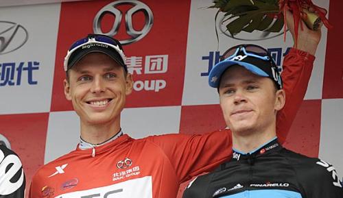 Radsport: Causa Froome: Radprofi Martin nimmt UCI-Kritik zurück
