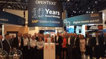 Is OpenText's Growth Slowing Too Fast?