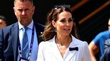 Rosa, fluido y con mangas vaporosas: el vestido con el que Kate Middleton borda el 'summer chic'