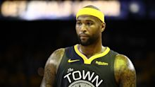 Reports: DeMarcus Cousins signing with Rockets