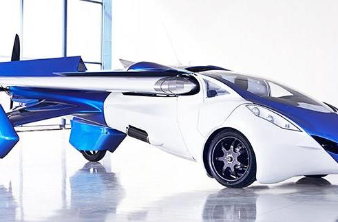 Inhabitat's Week in Green: flying cars, solar paint and a needle-free vaccine