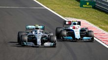 Williams extends Mercedes power unit deal to 2025