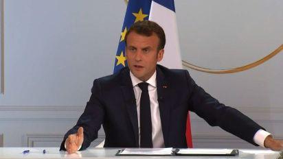 Francia, Macron invita l'Iran a essere paziente e responsabile
