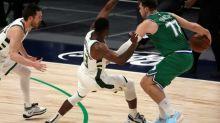 Miami se toma una pequeña revancha ante los Lakers, pero Oladipo se lesiona