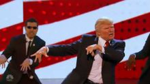 Singing Trump's Backstreet Boys Medley Is Exactly What the World Needs
