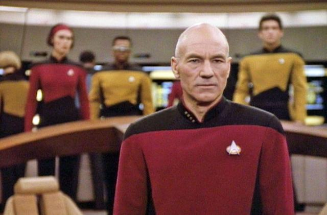 Picard returns to 'Star Trek' in a new series for CBS All Access