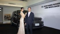 [CARVIDEO 汽車視界] 車壇直擊—Range Rover Long Wheelbase發表