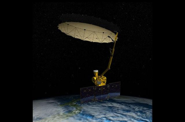 NASA's drought-predicting satellite is almost ready to begin work