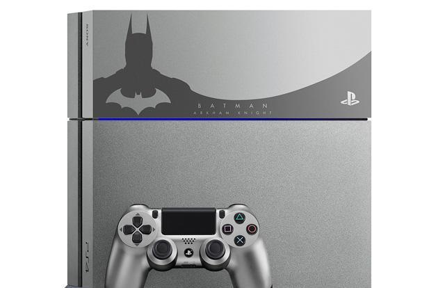 Limited edition 'Batman' PlayStation 4 scratches that superhero itch