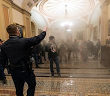Members of the far-right militia group Oath Keepers used Facebook Messenger during the Capitol siege to hunt for lawmakers, FBI says