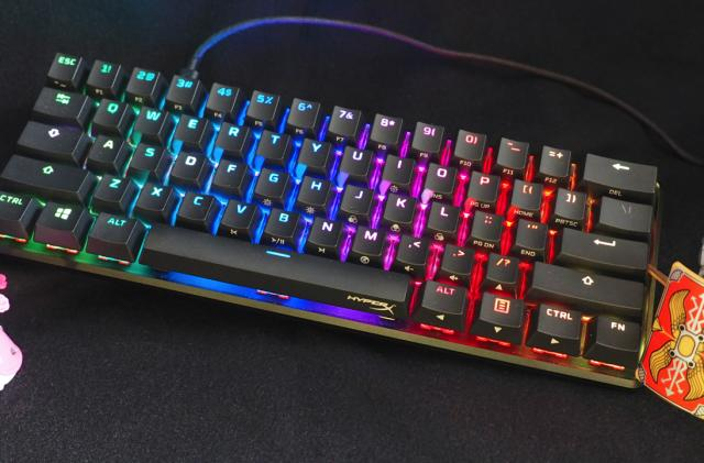 The HyperX Alloy Origins 60 is a small-but-mighty gaming keyboard