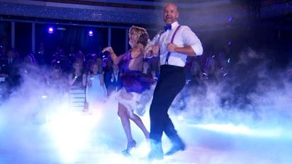 David Ross is very happy with second place on 'Dancing with the Stars'