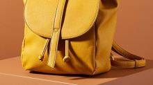 These cute, supportive backpacks are perfect whether you're in school or not