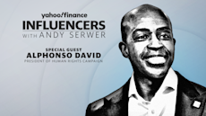 Influencers with Andy Serwer: Alphonso David