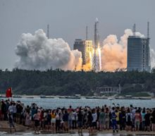 The world can expect at least 2 repeats of the uncontrolled Chinese rocket crash, according to Europe's space agency