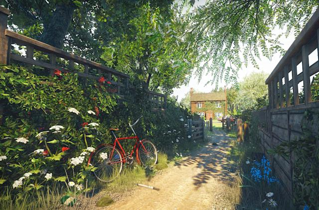 Eerie adventure 'Everybody's Gone to the Rapture' heads to PC