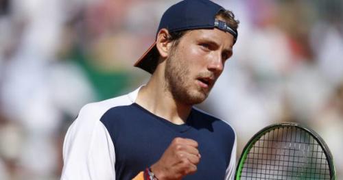 Tennis - ATP - Budapest - Lucas Pouille se qualifie pour les demi-finales à Budapest