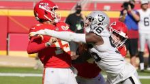 Ranking Raiders' 2021 NFL schedule in order of difficulty: From on the road at Kansas City Chiefs to ...