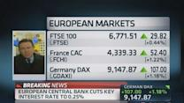 ECB cuts key rate by .25%