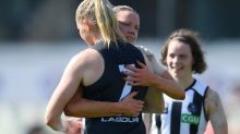 AFLW comes of age after 'useless' sledge directed at Tayla Harris