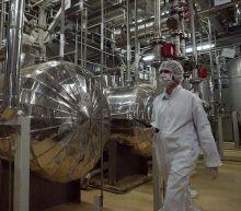 Iran 'quadruples production' of enriched uranium amid rising tensions with Trump