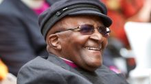 South African ex-archbishop Tutu hospitalized for infection